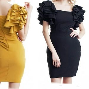 Dresses & Skirts - Vintage Black dress